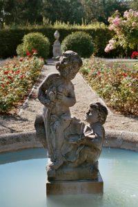 Blickfänger Brunnen - BoGart Schloss Bollschweil