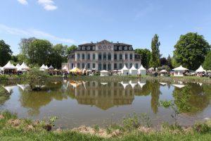 Gartenveranstaltung in Kassel