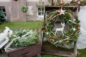 Endlich wieder weihnachtlich dekorieren!