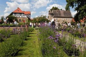 Gartenveranstaltung Pflanzentage Romantic Garden Rittergut Remeringhausen