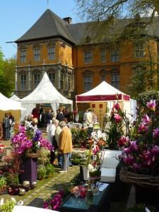 Gartenwelt Schloss Rheydt