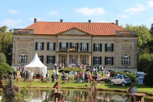 Gartenveranstaltung Schloss Harkotten