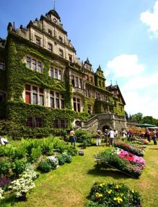 Schloss- & Gartenfest - Schloss Ramholz