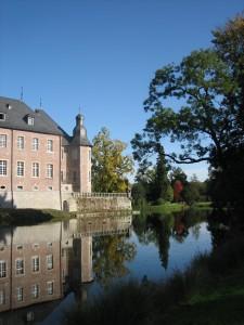 Schlossherbst auf Schloss Dyck