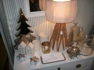 Beim Weihnachtsmarkt Gut Basthorst findet man hübsche Geschenke...