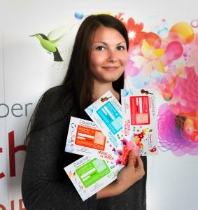 In Bayreuth wird die LGS Dauerkarte vorgestellt