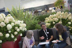 Expertenrunde beim Tag des Gartens 2017