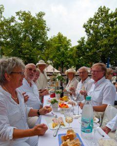 Gartenveranstaltung im Juli: Französischer Markt in Neuwied
