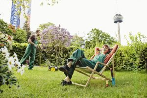 Grünes Gartenglück beim TAG DES GARTENS im Rheinparkwn