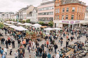 Gartenveranstaltung am Wochenende: Der Neuwieder Gartenmarkt