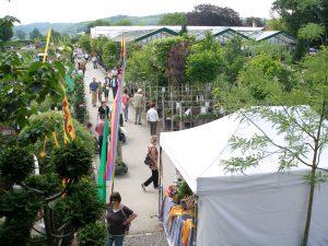 Gartenfest im Juni: Steißlinger Gartentage