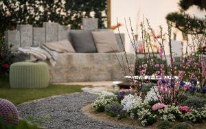 Frühlingshafte Inspiration auf der Gartenveranstaltung