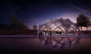 Architekturhighlight auf der Bundesgartenschau Heilbronn